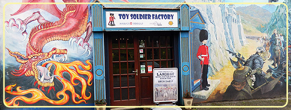 Toy Soldier Factory Visitor Center