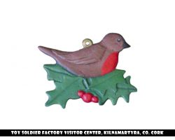 Christmas Robin Redbreast.