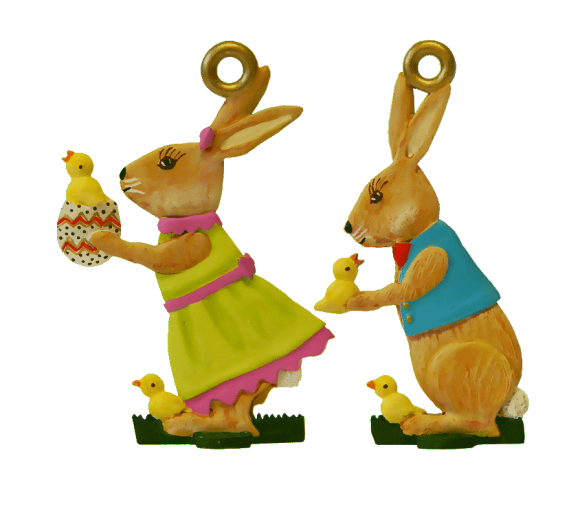 New Easter Bunnies