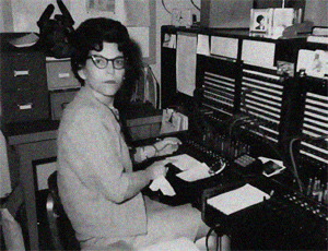 Telephone operator.