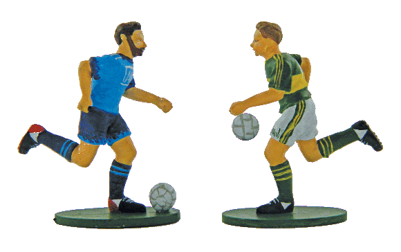 Football Player Miniature Workshop