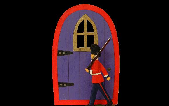 Toy Soldier and Door workshops