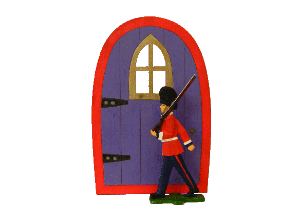 Toy Soldier and Door workshops